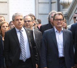 El Congreso escuchará mañana las alegaciones de Homs a su suplicatorio por el 9N