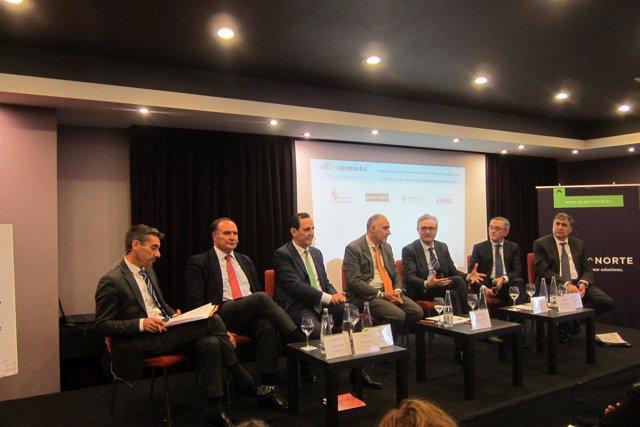 Jornada empresarial organizada por El Economista en su X Aniversario