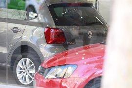 Las ventas de coches suben un 3,8% hasta octubre en Cantabria