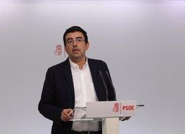 """Jiménez sobre Congreso: """"Hay que buscar el mejor calendario no para uno, sino para PSOE"""""""
