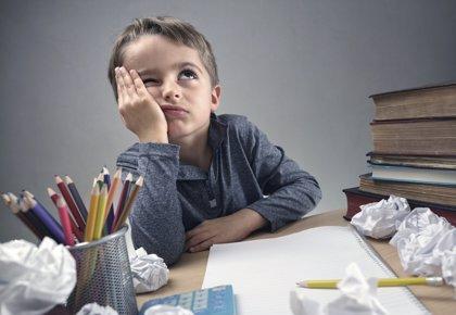 Las notas, los deberes y la ansiedad de los niños