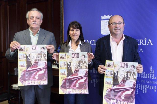 La XXVII Ruta de Vehículos Antiguos recorrerá Almería del 3 al 7 de noviembre.