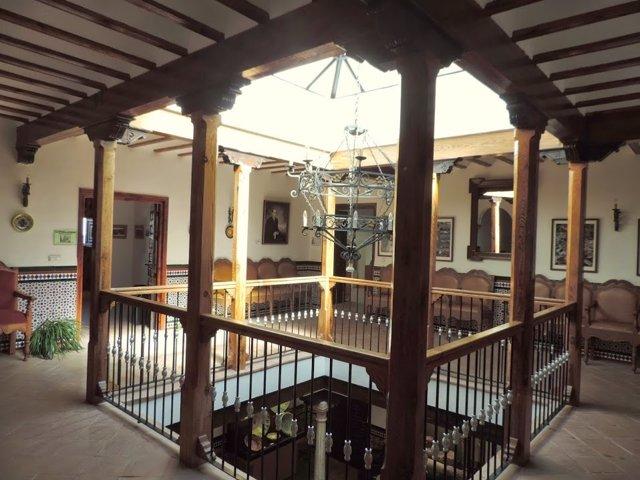 La Casa de los Godoyas en Fondón es el espacio que se visitará el 5 de noviembre