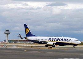 Ryanair abrirá una nueva ruta entre Málaga y Frankfurt el próximo verano