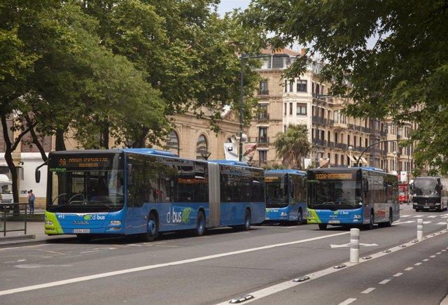 Autobuses de Dbus