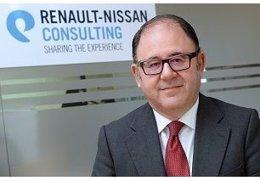 Carlos Fraile, nuevo director general de Renault-Nissan Consulting España.