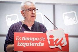 "Cayo Lara critica a Espinar: ""Especular es especular, lo diga Agamenón o su porquero"""