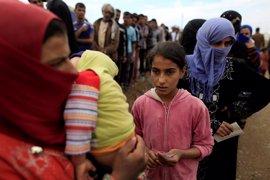 Las agencias humanitarias, en alerta por el éxodo masivo de Mosul