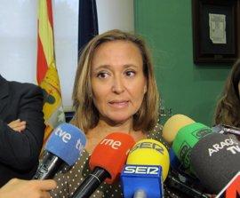 """Mayte Pérez ve """"una excelente noticia"""" que la juez exija las pinturas de Sijena"""