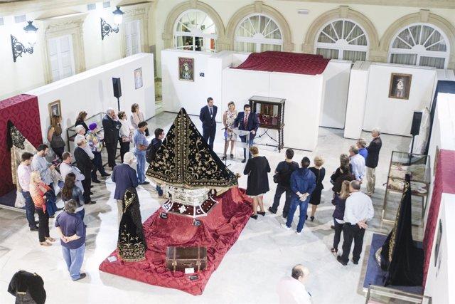 Exposición conmemorativa por el 75 aniversario de la Soledad