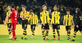 El Borussia Dortmund certifica su clasificación para octavos