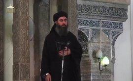 """Al Baghdadi expresa su """"confianza"""" en la victoria de Estado Islámico en Mosul"""