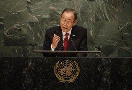 Ban Ki Moon aplaude la aprobación de la nueva Constitución de Costa de Marfil
