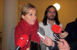 """Tania Sánchez cree las explicaciones de Espinar y que dejó claro que """"no tenía voluntad de enriquecerse"""""""