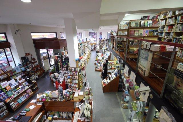 La librería Canaima en Las Palmas de Gran Canaria