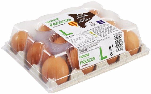 Huevos de Caprabo