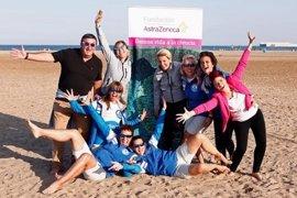 Fundación AstraZeneca ofrece un taller de risoterapia y motivación a las cinco mujeres del Reto Trasatlántica