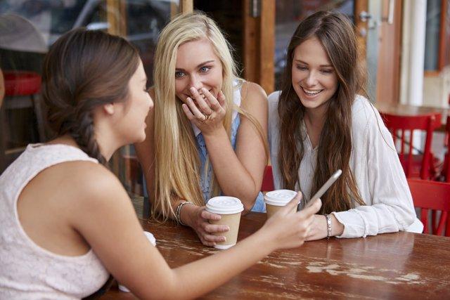 Confianza: lo más importante para las amigas adolescentes