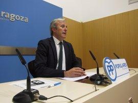 """El PP critica que ZEC """"haya roto el consenso"""" sobre la Ley de  Capitalidad"""