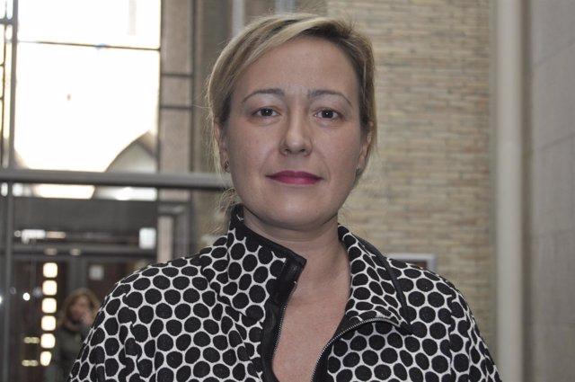 La consejera de Economía del Gobierno de Aragón, Marta Gastón