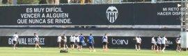 Paterna cambiará el PGOU para que el Valencia amplíe la ciudad deportiva y tenga residencia para la cantera