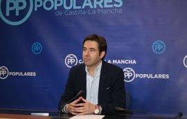 """PP C-LM cree que Page tendrá que explicar """"cómo ha conseguido"""" tener un patrimonio """"de más de 100 millones de pesetas"""""""
