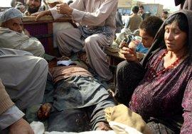 Más de 30 civiles afganos muertos por un ataque aéreo en Kunduz