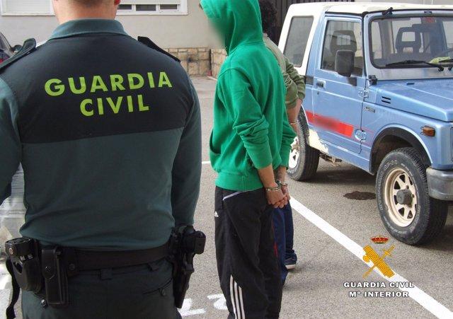 Arrestados