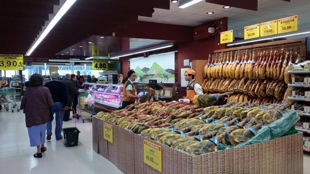 Nuevo supermercado de Mercadona en Ribadeo (Lugo)