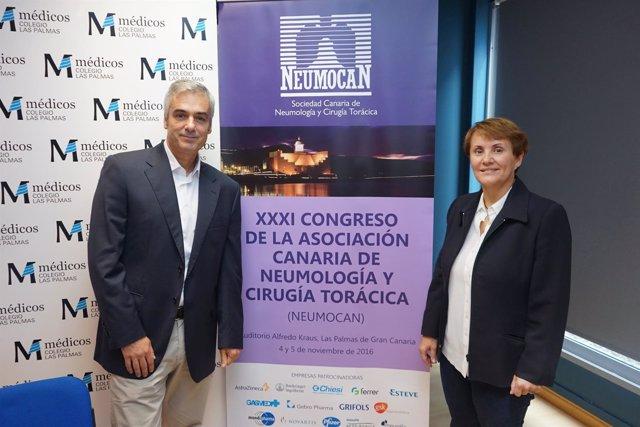 Presentación del XXXI Congreso de Neumología y Cirugía Torácica de Canarias