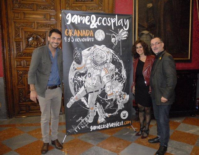 Presentación de la nueva cita del cómic japonés en Granada