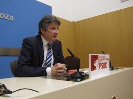 """El PSOE pide """"aparcar"""" la financiación de Ley de Capitalidad"""