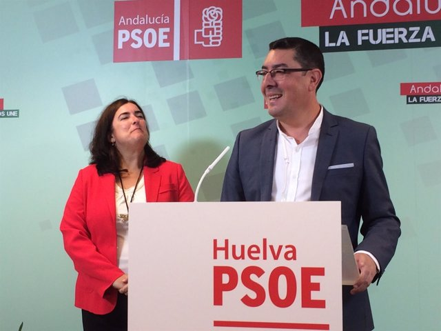 Yolanda Rubio y Manuel Domínguez