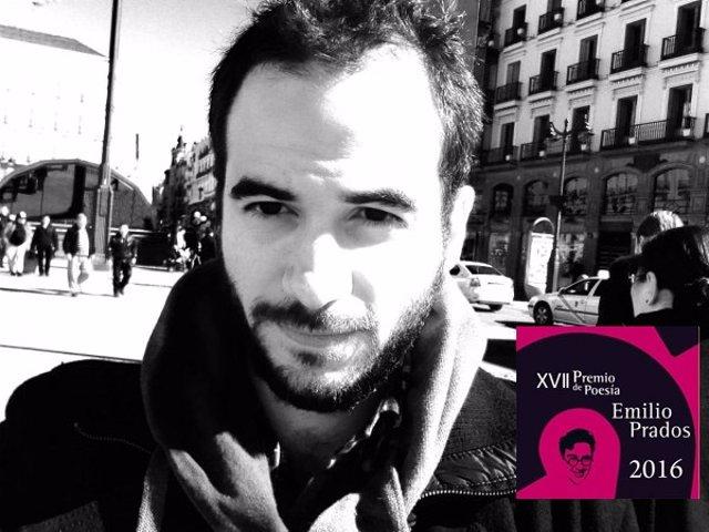 Alejandro González Luna premio internacional emilio prados de poesía malaga