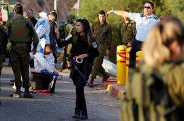 Militares israelíes matan a tiros a un atacante palestino en Cisjordania