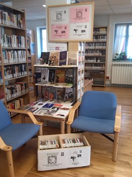 Biblioteca de Espinal