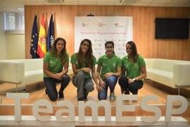 Marín, Carbonell, Pareja y Sorribes, nuevas embajadoras del programa 'Universo Mujer'