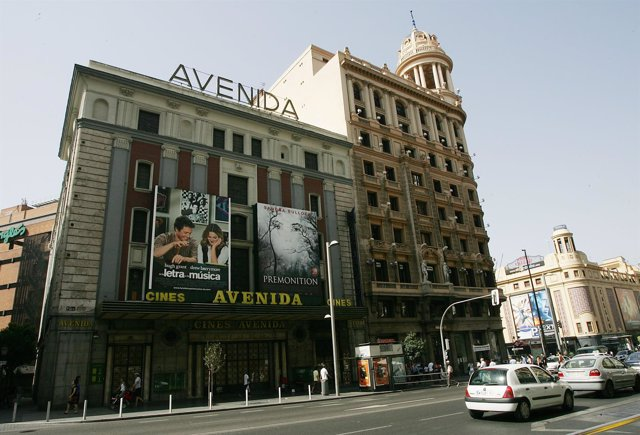 Recursos Calle Gran Vía, Madrid