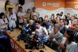 La MUD pedirá al Gobierno en la próxima ronda del diálogo el revocatorio o elecciones anticipadas
