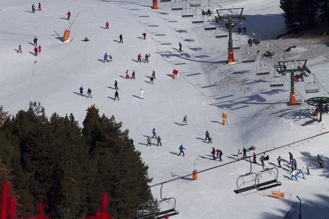Estación de esquí La Molina