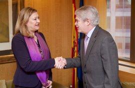 Alfonso Dastis, actual embajador ante la UE, sucederá a Margallo en Exteriores