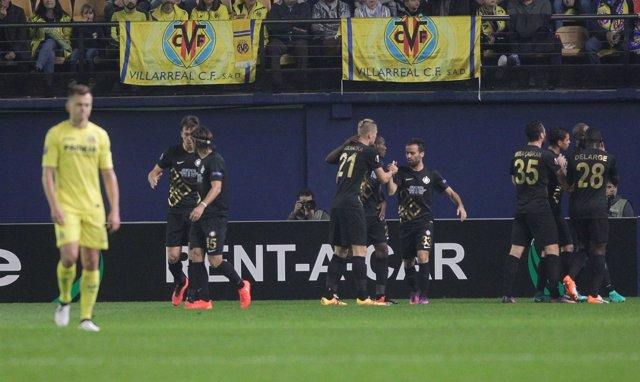 El Villarreal cae ante el Osmalispor en Europa League