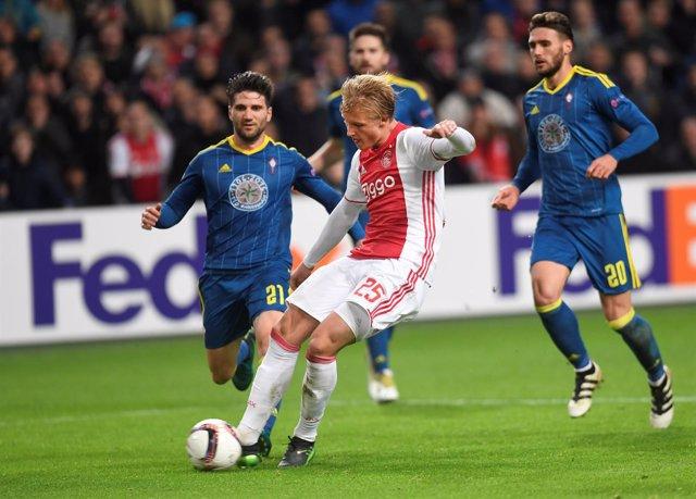 Ajax - Celta