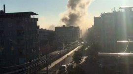 Al menos ocho muertos y más de 100 heridos en el atentado en Diyarbakir (Turquía)