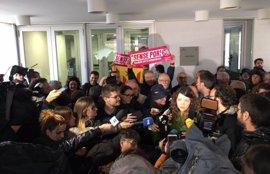 Los Mossos detienen a la alcaldesa de Berga por desobedecer al no comparecer ante el juez