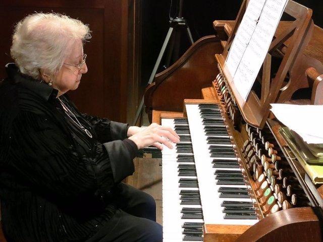 Organista, órgano