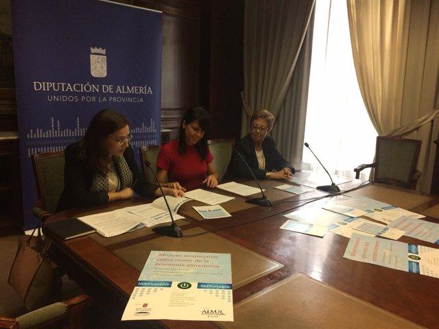 Las Jornadas de Mujeres Empresarias se desarrollarán el 9 de noviembre.