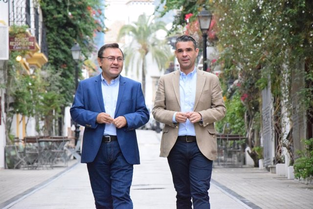 (CON AUDIO Y FOTOS) El Gobierno De Susana Díaz Destinará A Marbella 2,5 Millones