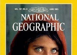 Pakistán deportará a la 'niña afgana' de National Geographic