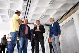 La nueva sede del IMAS abrirá el próximo año y ahorrará 150.000 euros anuales